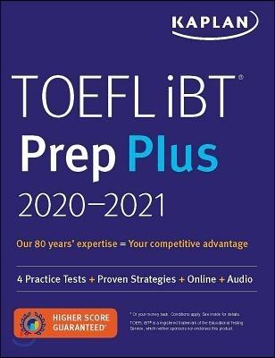 TOEFL iBT Prep Plus 2020-2021