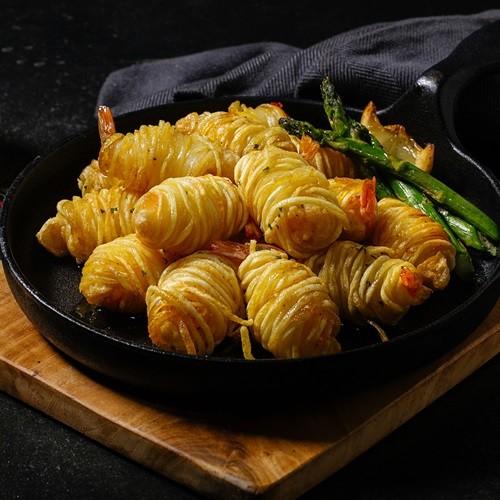 [사세] 감자말이 새우 300g