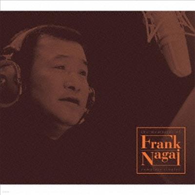 Frank Nagai (프랭크 나가이) - 懷かしのフランク永井 シングル全集 (10CD+1DVD)