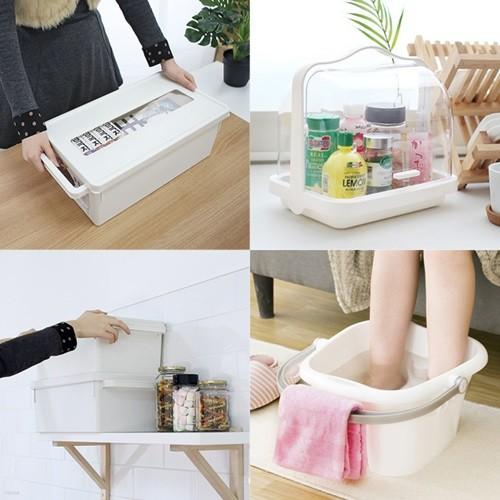 [inomata] 일본생산 심플라이프 리빙박스&생활용품 3종!
