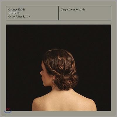 Gyongy Erodi 바흐: 무반주 첼로 모음곡 (Bach: Cello Suites BWV 1007, 1008, 1011)