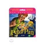 3개국어(영,일,한) 고전 명작 애니메이션 DVD : 피터팬