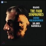 John Barbirolli 브람스: 교향곡 전곡 (Brahms: Four Symphonies)