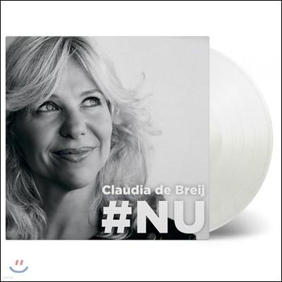 Claudia De Breij - #Nu [화이트 컬러 LP]