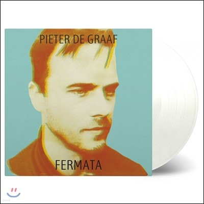 Pieter De Graaf (피터 데 흐라프) - Fermata 1집 [투명 컬러 LP]