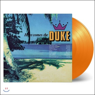 Duke Reid 레이블 음악 모음집 (Here Comes The Duke) [오렌지 컬러 LP]