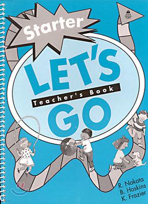 Lets Go Starter Student Book