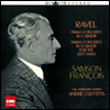 ��: �ǾƳ� ���ְ� G ���� & �޼��� ���� �ǾƳ� ���ְ� (Ravel: Piano Concerto G major & Piano Concerto for Left Hand) (HQCD)(�Ϻ���) - Samson Francois