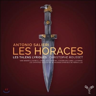 Christophe Rousset 안토니오 살리에리: 오페라 '오라스 형제' (Antonio Salieri: Les Horaces)