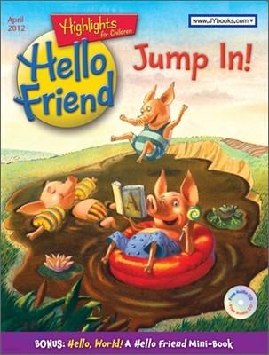 헬로프렌드 Hello Friend (월간) : 2012년 04월