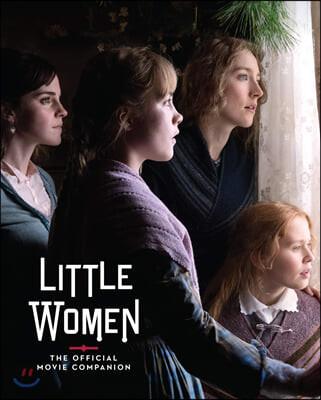 Little Women : The Official Movie Companion 영화 작은 아씨들 공식 아트북