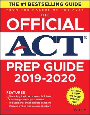 The Official ACT Prep Guide, 2019-2020