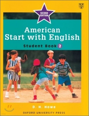 New American Start with English 2 : Student Book