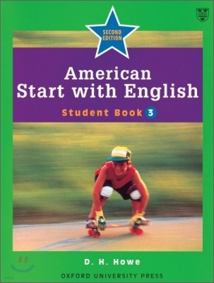 New American Start with English 3 : Student Book