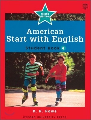New American Start with English 4 : Student Book