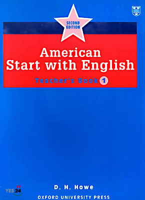 New American Start with English 1 : Teacher's Book