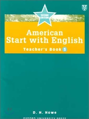 New American Start with English 5 : Teacher's Book