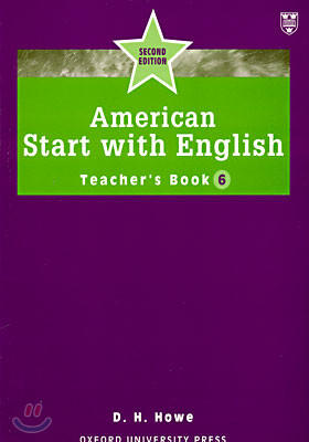 New American Start with English 6 : Teacher's Book