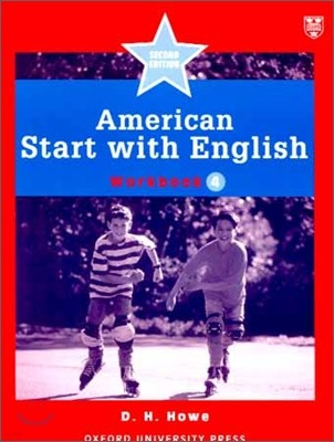 New American Start with English 4 : Workbook