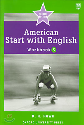 New American Start with English 3 : Workbook