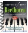 Ludvig Van Beethoven: Sheet Music for Piano
