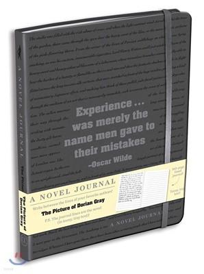 세계 명작 소설 노트 : 도리안 그레이의 초상 (블랙)