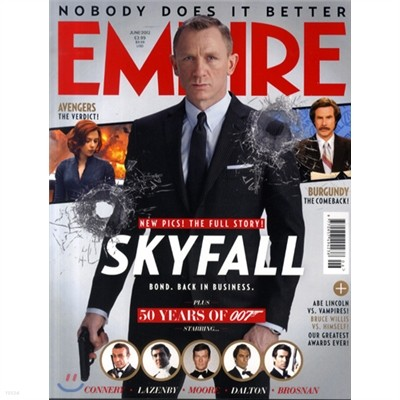 Empire (월간) : 2012년 06월