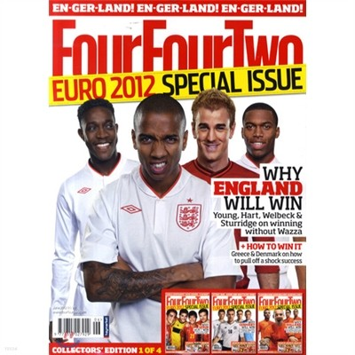 Four Four Two (월간) : 2012년 06월
