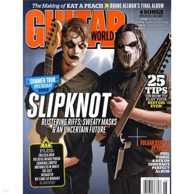 Guitar World (월간) : 2012년 06월