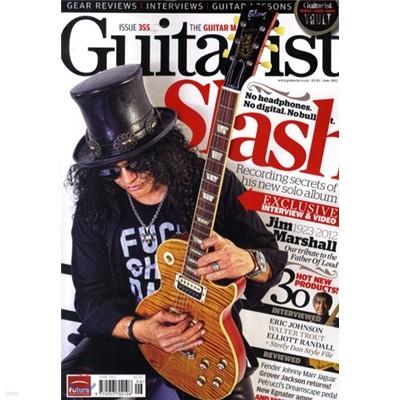 Guitarist (월간) : 2012년 06월