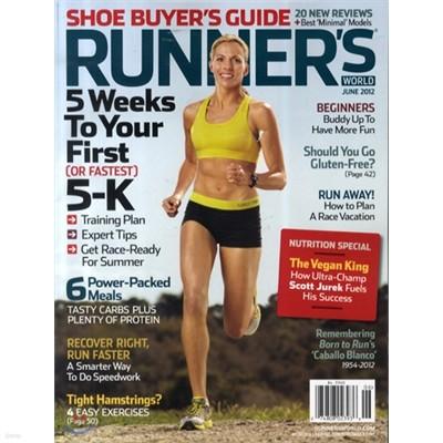 Runners World (월간) : 2012년 06월