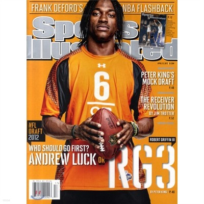 Sports Illustrated (주간) : 2012년 04월 23일자