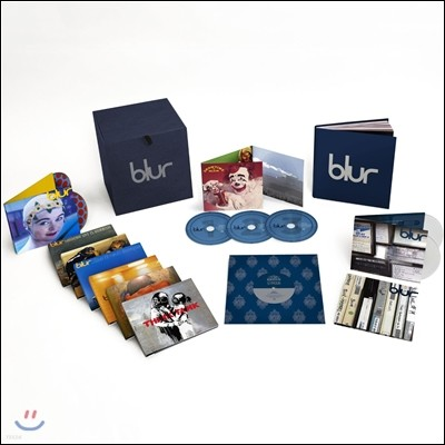 Blur - 21 (The Box Limited Edition)