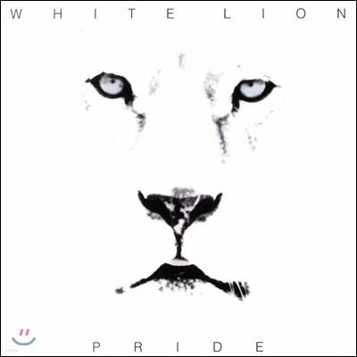 White Lion (화이트 라이온) - Pride [블랙 디스크 LP]