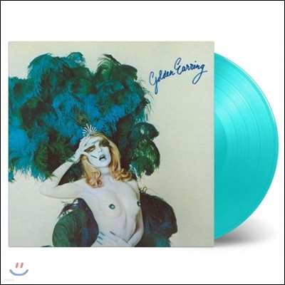 Golden Earring (골든 이어링) - Moontan [터키석 컬러 LP]