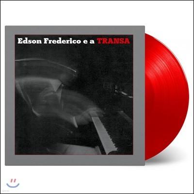 Edson Frederico (에드슨 프레데리코) - Edson Frederico E A Transa [투명 레드 컬러 LP]