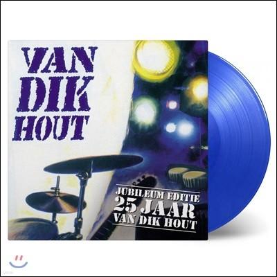 Van Dik Hout (반 딕 하우트) - Van Dik Hout [투명 블루 컬러 2LP]