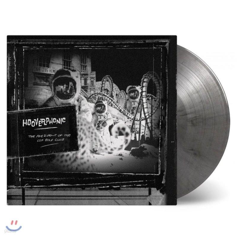 Hooverphonic (후버포닉) - The President Of The LSD Golf Club [실버 & 블랙 컬러 LP]