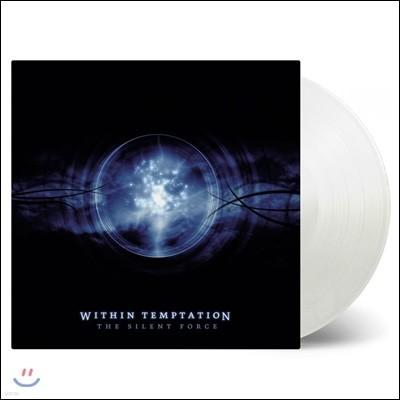 Within Temptation (위딘 템테이션) - The Silent Force [크리스탈 컬러 LP]