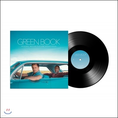 그린 북 영화음악 (Green Book OST by Kris Bowers) [LP]