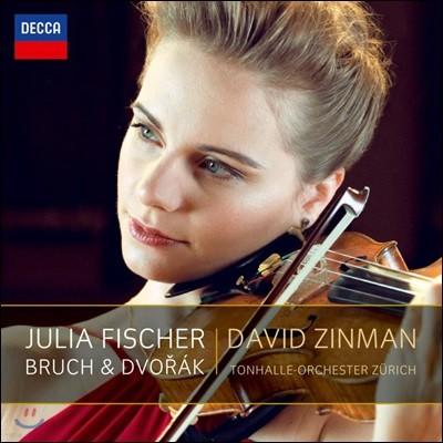 Julia Fischer 브루흐 / 드보르작 : 바이올린 협주곡 - 율리아 피셔