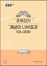 EBS 강의노트 수능개념 국어 윤혜정의 개념의 나비효과 미니과제 (2019년)