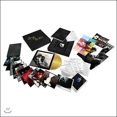 스타 이즈 본 영화음악 (A Star Is Born OST by Lady Gaga & Bradley Cooper) [골드 컬러 2LP+CD 박스세트]