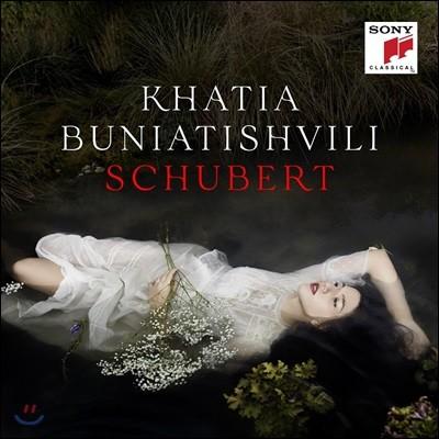 Khatia Buniatishvili 슈베르트: 4개의 즉흥곡 중 D.899, 피아노 소나타 21번 / 리스트-슈베르트: 세레나데 - 카티아 부니아티쉬빌리
