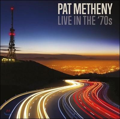 Pat Metheny - Live In The '70s 팻 매스니 1970년대 라이브 모음집