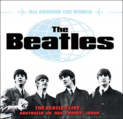 The Beatles - All Around The World 1964-1966 비틀즈 라이브 모음집