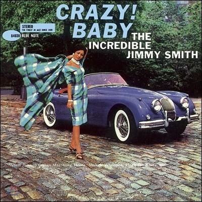 Jimmy Smith (지미 스미스) - Carzy! Baby!
