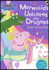 Peppa Pig: Mermaids, Unicorns and Dragons Sticker Activity B