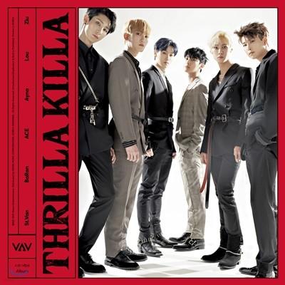 브이에이브이 (VAV) - 미니앨범 4집 : Thrilla Killa