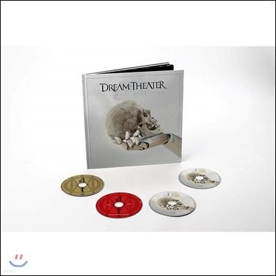 Dream Theater - Distance Over Time 드림 시어터 정규 14집 [2CD+블루레이+DVD+아트북 한정반 박스세트]